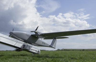 FT-5 LOS tactical UAV (the Moose)