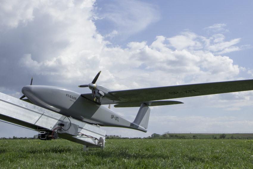 FT-5 LOS tactical UAV