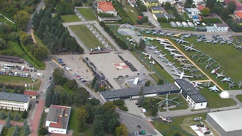 FT-5 Łoś na100-leciu lotnictwa wojskowego wSzkole Orląt