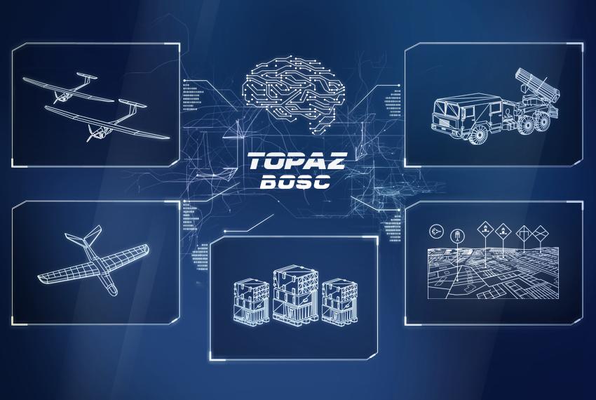 TOPAZ - Battle Overwatch & Strike Capability