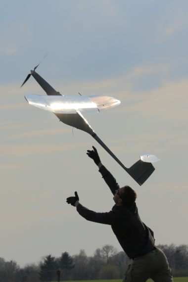 New generation of mini class UAS FLYEYE sets delivered to the Polish Armed Force