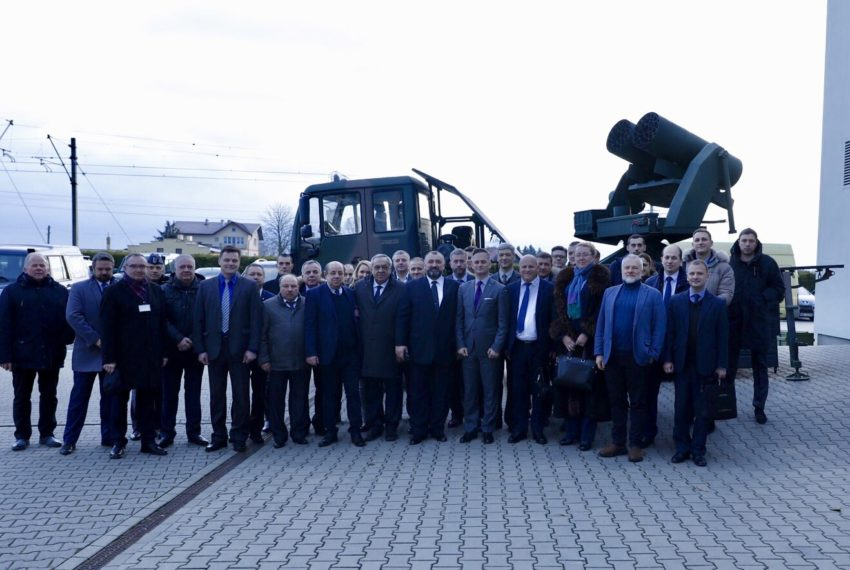 Ukraińska delegacja z wizytą w Ożarowie Mazowieckim