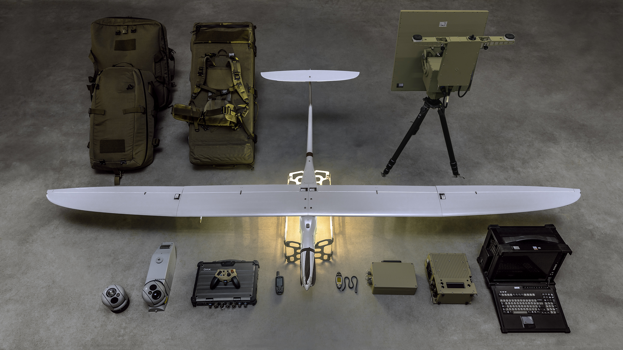 FLYEYE unmanned aerial systemFLYEYE mini UAS - WB GROUP