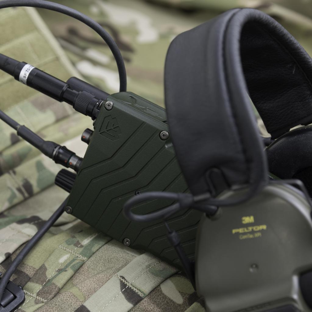 Taktyczna radiostacja wojskowa Perad