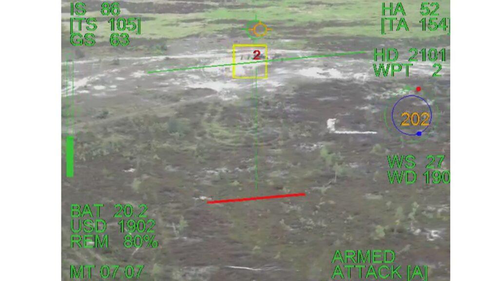 System amunicji krążącej WARMATE
