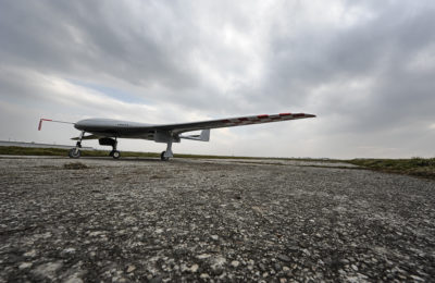 MANTA LE tactical UAV