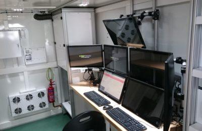 Stacja kontroli lotów NSK-B
