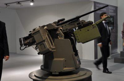 "Electromechanical equipment for 12,76 mm ""KOBUZ"""
