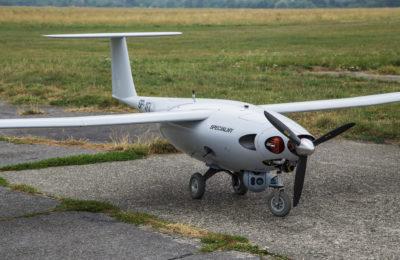FlySAR Samolot bezzałogowy