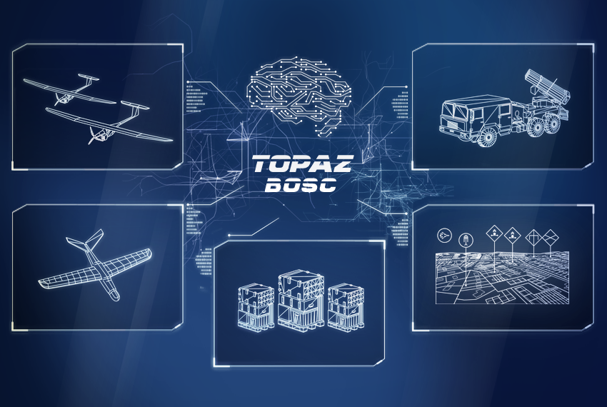 TOPAZ - Battle Overwatch & Strike Capability