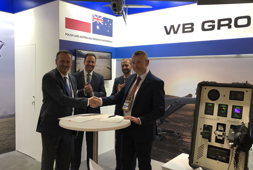 WARMATE enters the Australian market