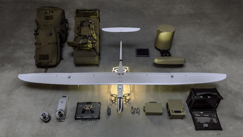 Zmodyfikowane zestawy FLYEYE dla polskich sił zbrojnych wramach współpracy zNATO
