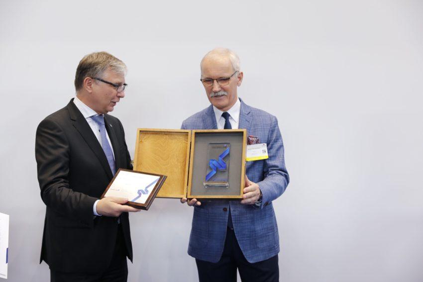 Nagroda dla niezawodnego partnera biznesowego Grupy WB przyznana naMSPO 2019.