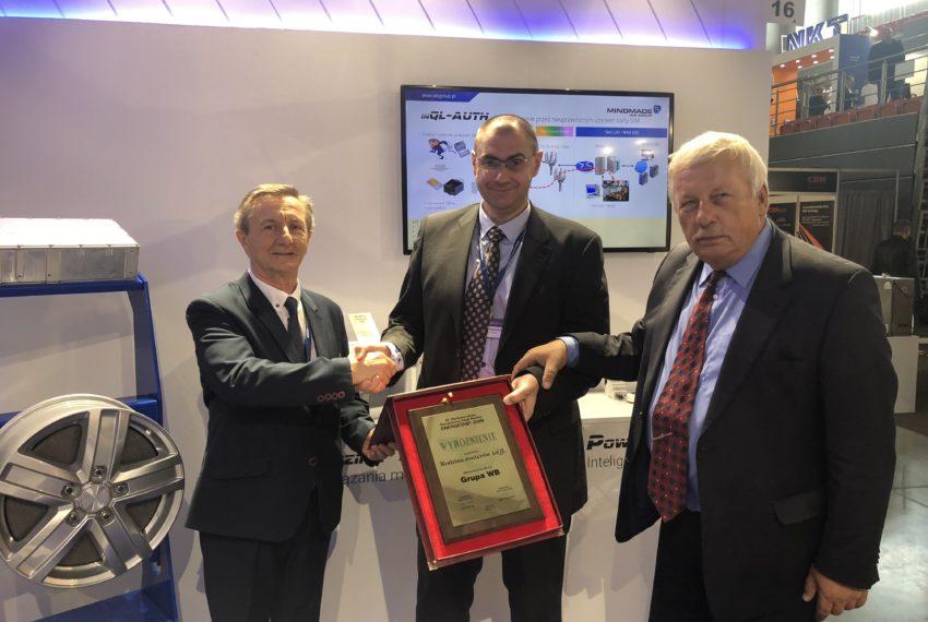Routery inQL nagrodzone na ENERGETAB 2019