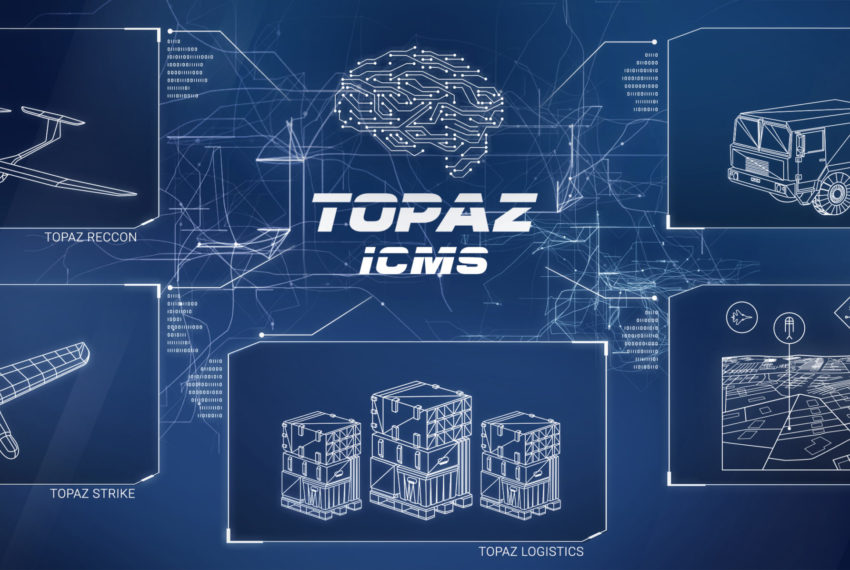 TOPAZ Integrated Combat Management System