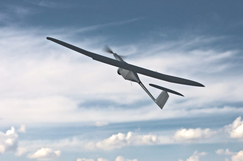 WB Group's unmanned systems help to fight against the spread of Coronavirus.