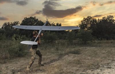 Bezzałogowy latający system obserwacyjny FLYEYE