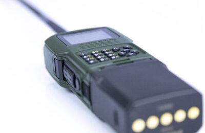 SDR handheld COMP@N radio