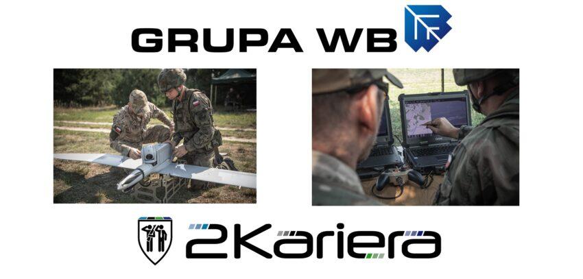 GRUPA WB wspiera fundację 2Kariera