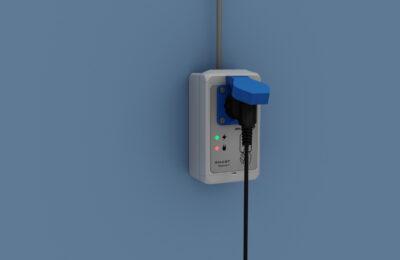 System Kontroli Gniazd Elektrycznych