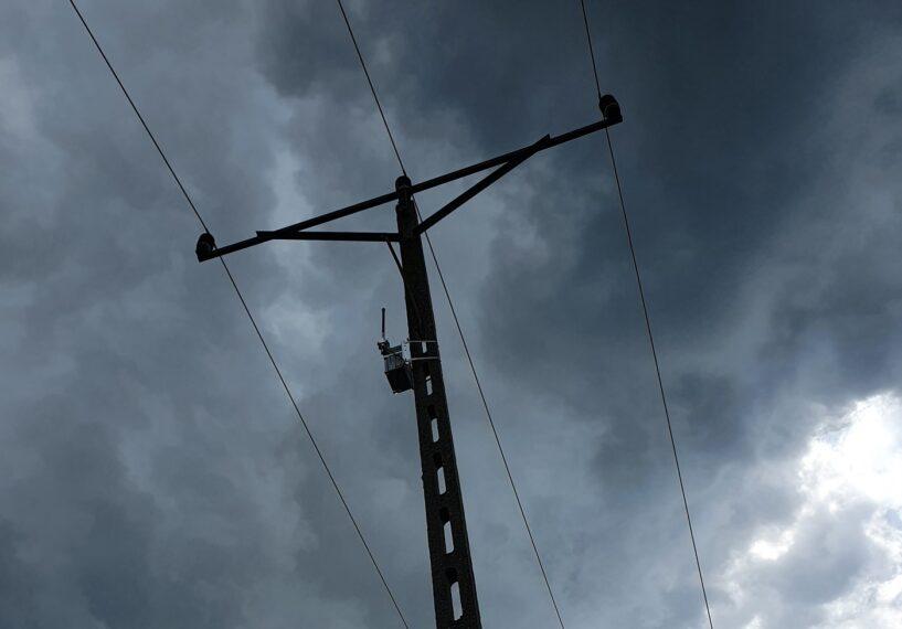 SARSA chroni linie energetyczne