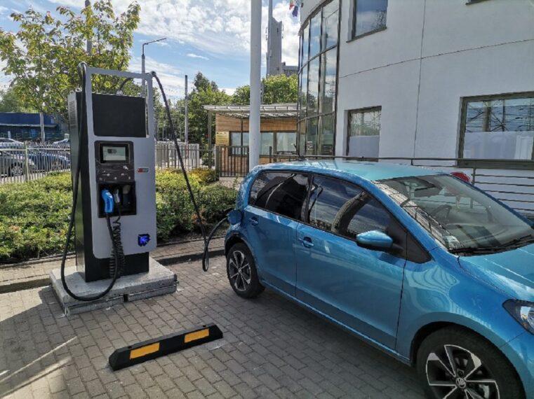 GRUPA WB wdraża elektromobilność