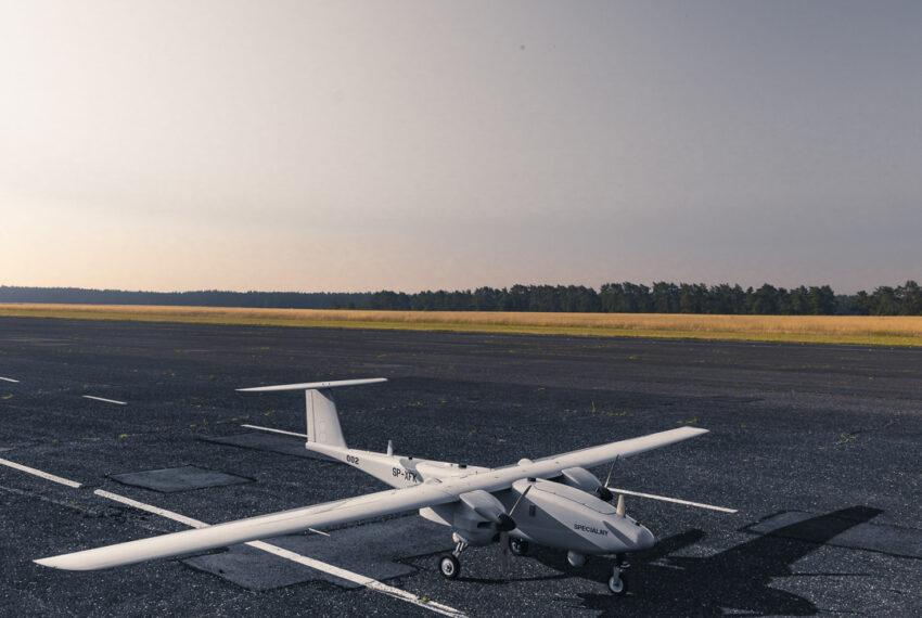 FT5 Tactical Aerial Platform