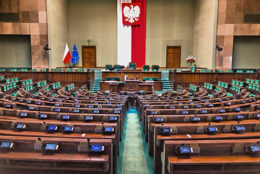 System Obsługi Głosowań wdrożony w Sejmie